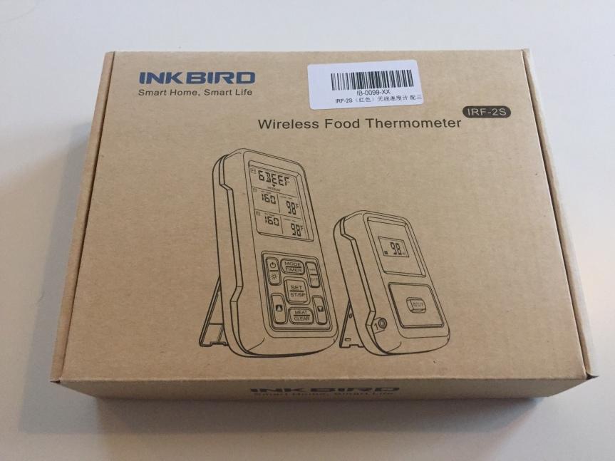 Inkbird IRF-2S Funkthermometer