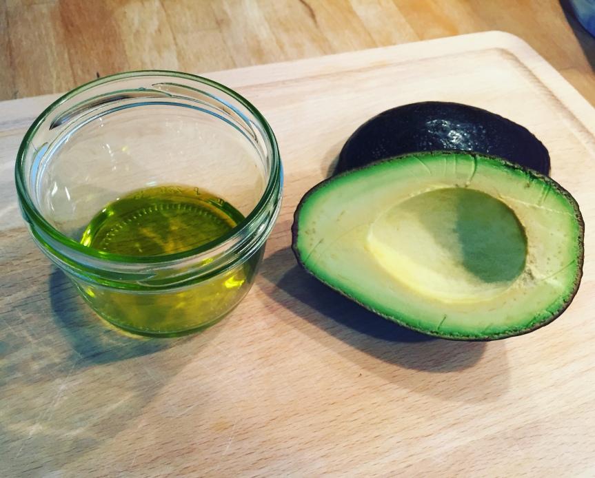 Avocado-Öl selbstgemacht
