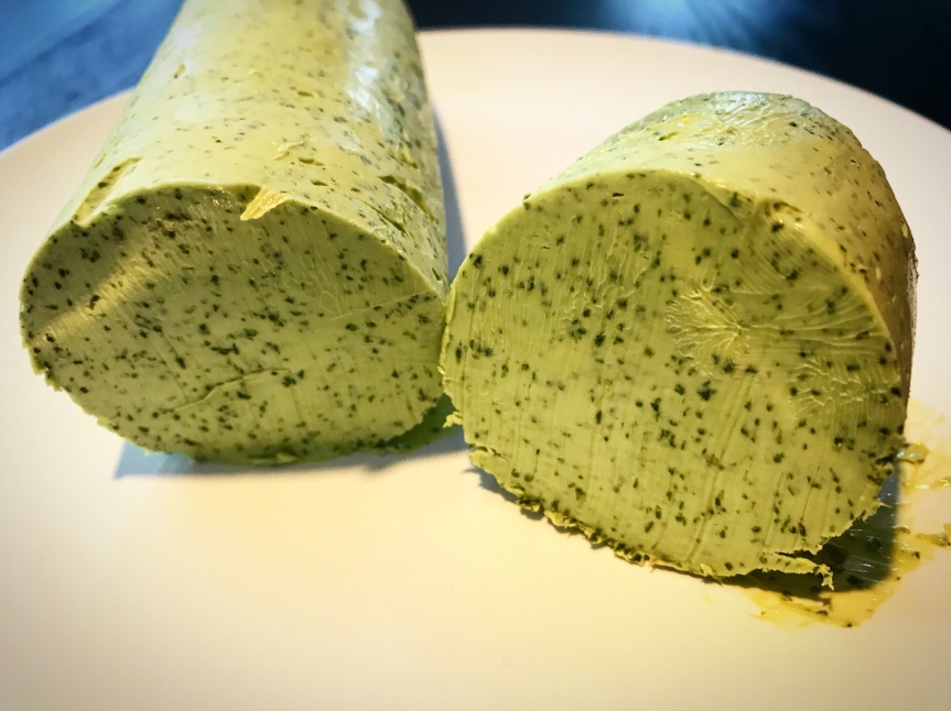 Basilikum-Butter