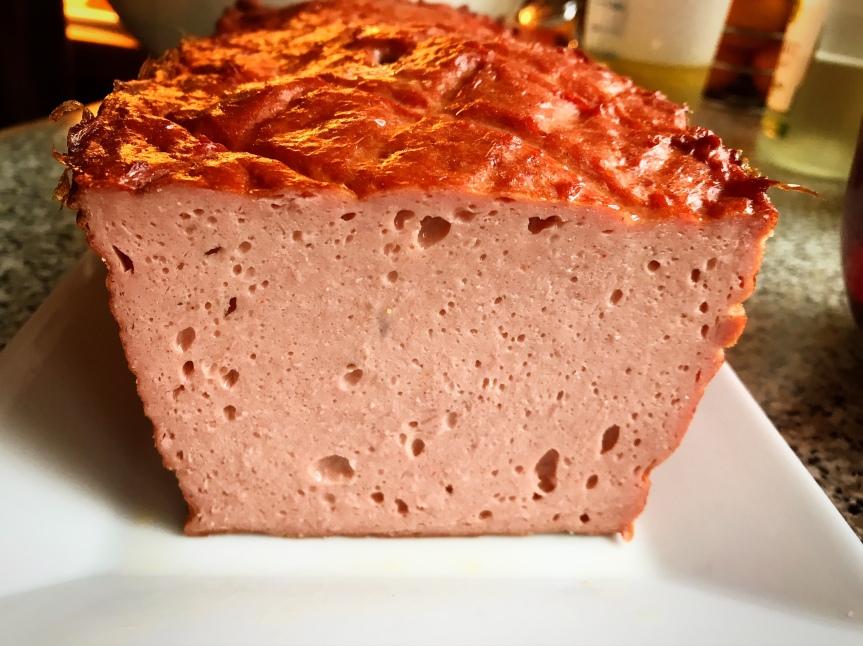 Fleischkäse einfach selbstgemacht
