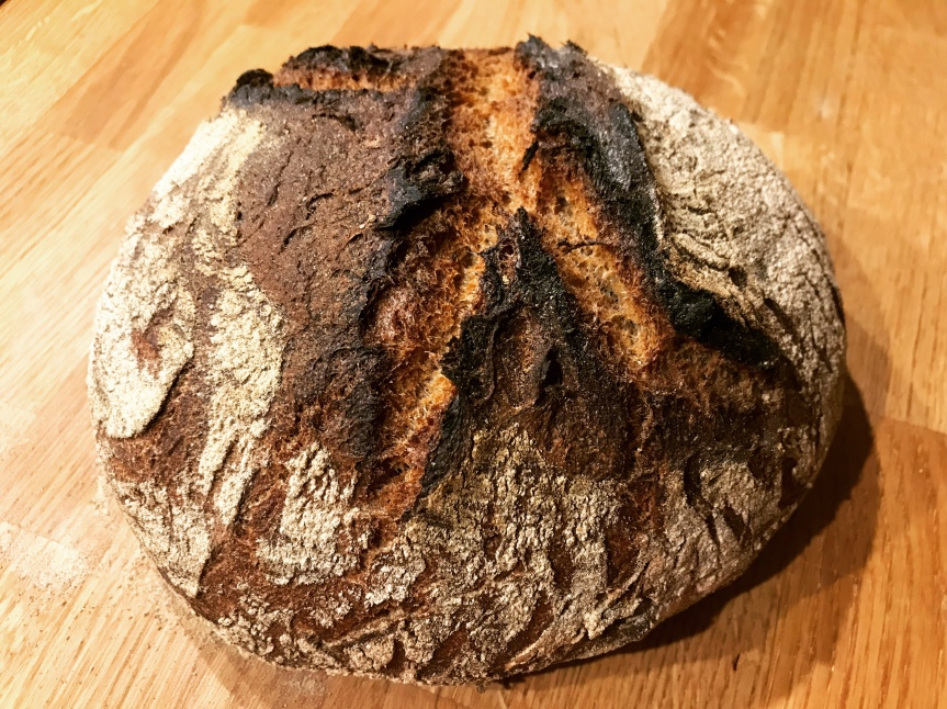Weizen-Vollkorn-Brot