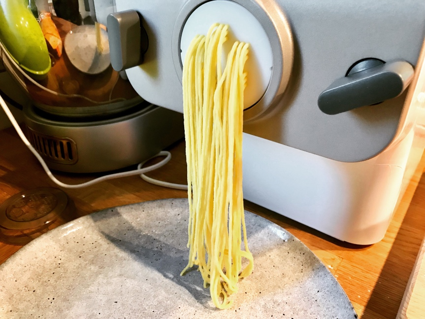 Pasta aus demPastamaker