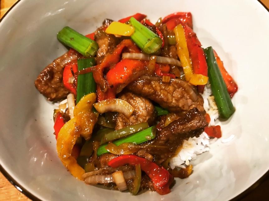 rindfleisch-mongolisch