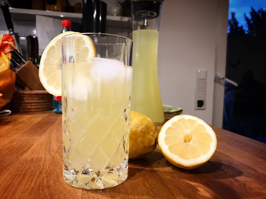 Die perfekte Zitronenlimonade
